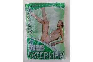 Колготы капроновые Катерина 40 ден с узором бежевые. От 6 шт. 18 грн