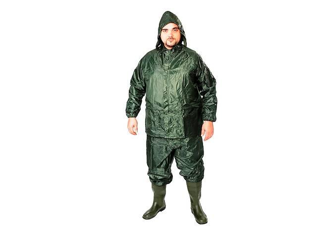 Костюм ПВХ/нейлон (куртка+брюки)