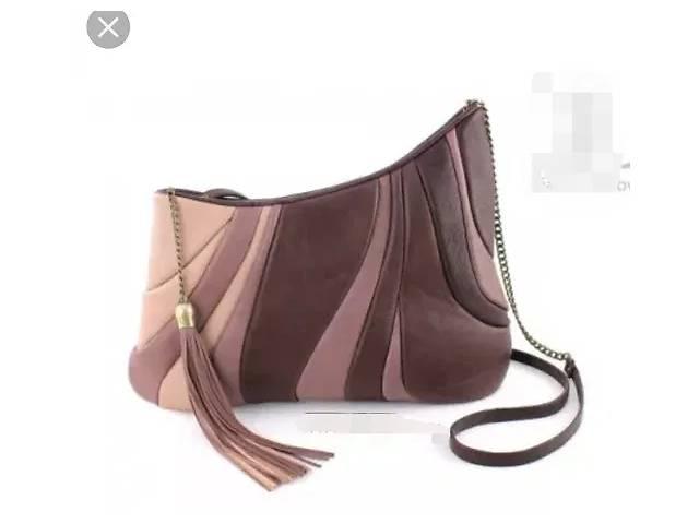 продам кожаная эксклюзивная сумочка от дизайнера Diana Ulanova бу в Беляевке