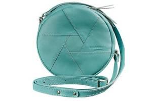 Кожаная женская сумка Бон-Бон BlankNote BN-BAG-11-tiffany