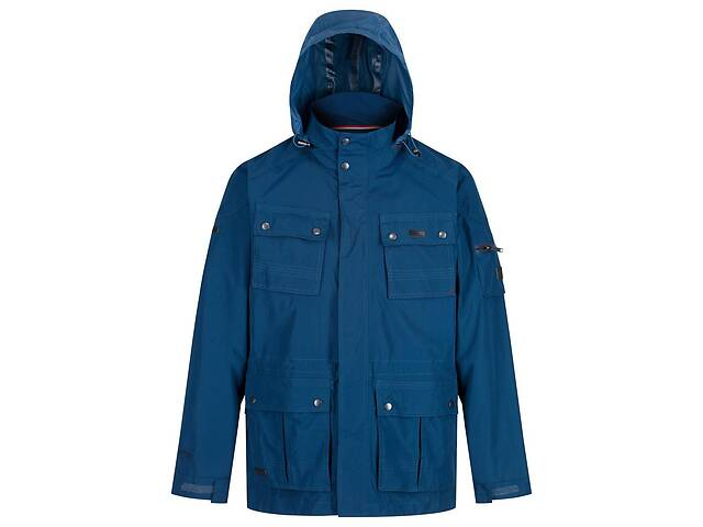 купить бу Куртка чоловіча Regatta Eldridge S Blue (RMW291_S) в Львове
