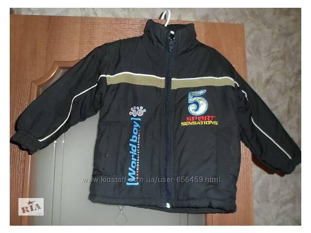бу Куртка для мальчика в Ирпене