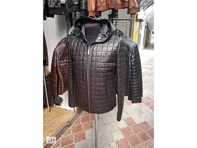 Куртка шкіряна- объявление о продаже  в Тернополі