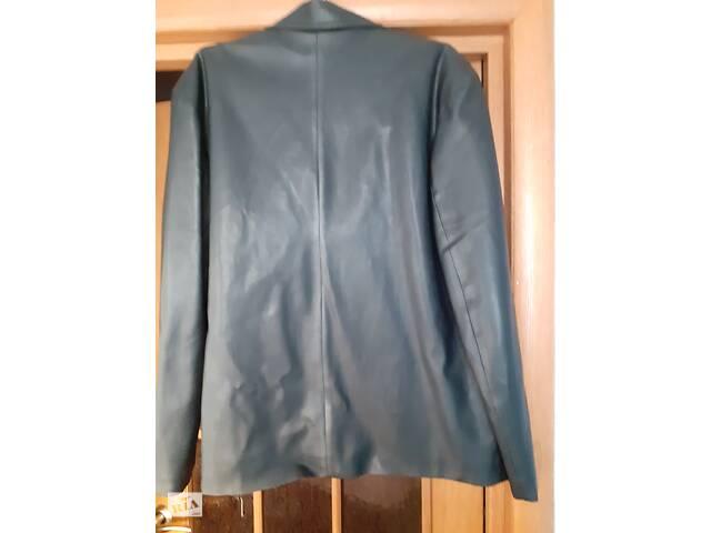 бу Куртка  из эко кожи в Валках