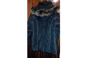Куртка женская осенне-зимняя,размер 54-56