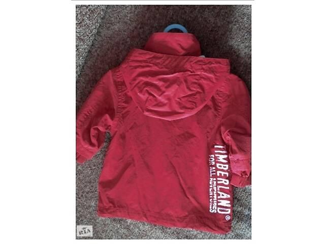 купить бу Курточка дитяча timberland 3 міс в Калуше