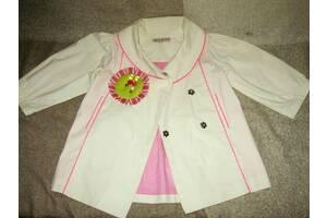 Річна французька курточка для дівчинки