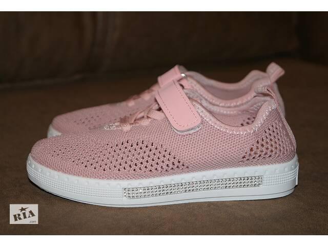 продам Летние кроссовки для девочки бу в Кропивницком (Кировоград)
