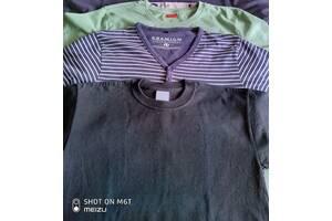 летние мужские футболки (бу).