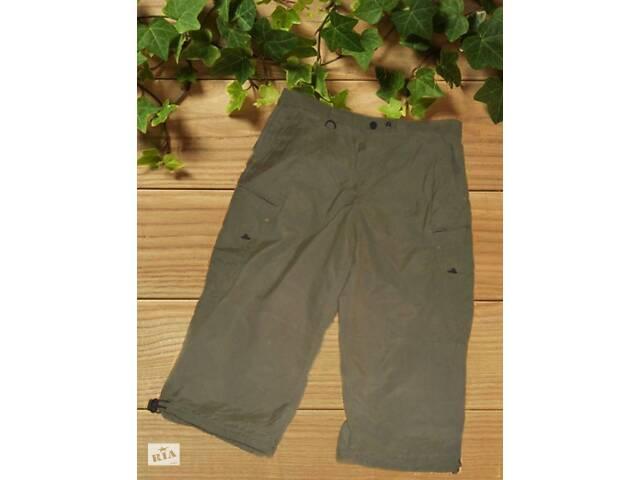 бу Marks&Spencer stormwear +10 карманов Трекинговые мужские бриджи т оливка  52 в Чернигове