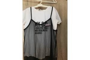 б/у Женские футболки, майки и топы Reserved