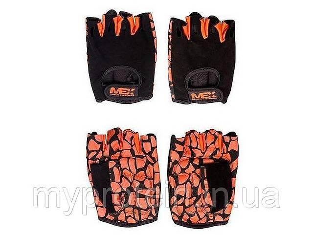 MEX Nutrition Женские Перчатки Flexi Gloves Orange Art. mypr-526180643- объявление о продаже  в Киеве