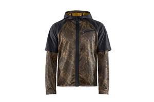 Мужская куртка для бега Craft Lumen Hydro Jacket Man (1907693-158650) XL