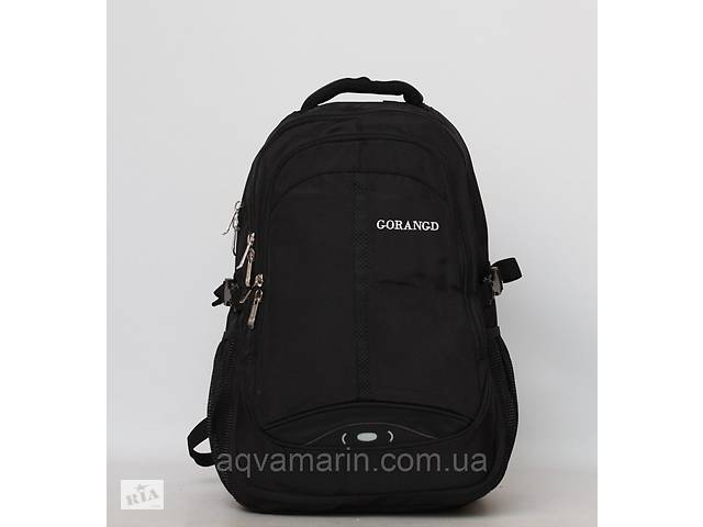 бу Мужской повседневный городской рюкзак с отделом под ноутбук Gorangd в Львове