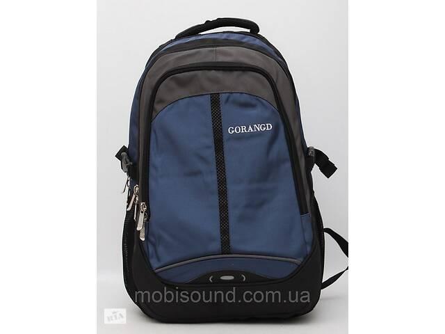 Мужской повседневный городской рюкзак с отделом под ноутбук Gorangd- объявление о продаже  в Днепре (Днепропетровск)