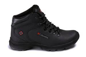 Чоловічі шкіряні зимові черевики Columbia Trac Control