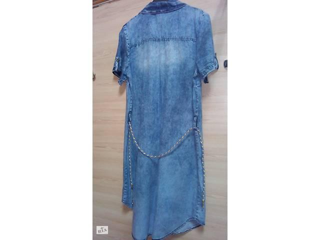 Новое платье рубашка 40р- объявление о продаже  в Полтаві