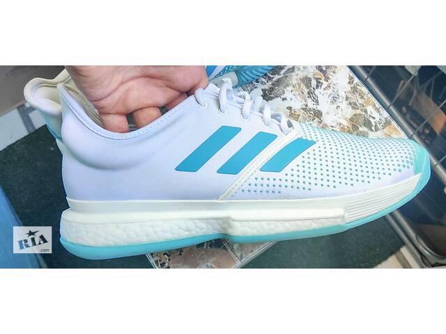 продам Новые оригинальные кроссовки Adidas SOLECOURT BOOST PARLEY 46р/30.5см бу в Киеве