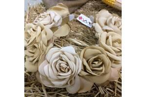 Ободок Чайные розы