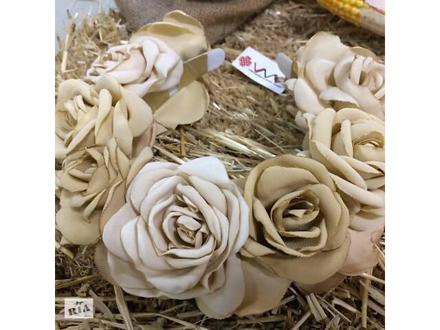 продам Ободок Чайные розы бу в Чернигове