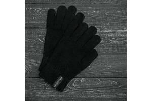 Перчатки мужские зимние черные SKL59-283349