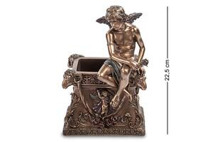 Підставка для ручок Veronese Ангел 22,5 см 1903937