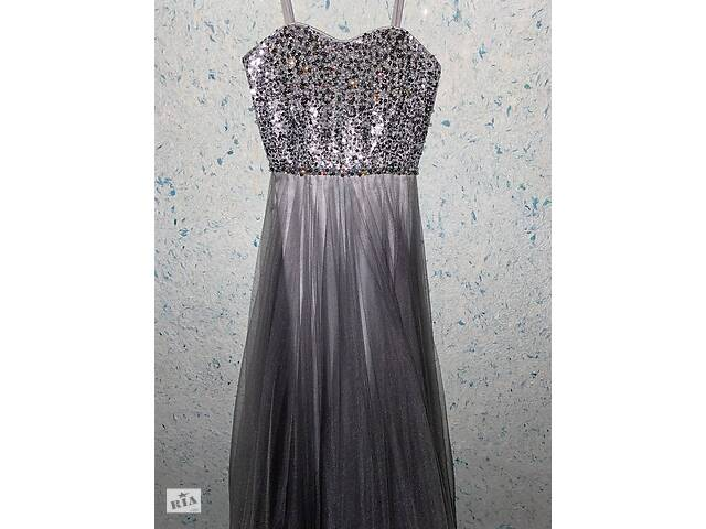 продам Платье вечернее выпускное бу в Киеве