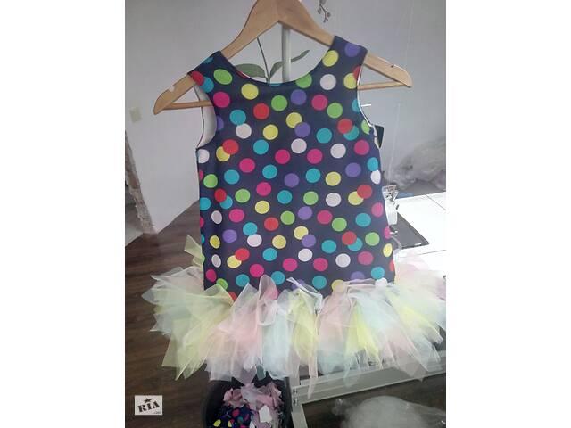 Платье детское летнее- объявление о продаже  в Новоднестровске