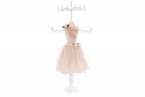 Подставка для украшений Платье 40.5 см, бежевая SKL11-250071
