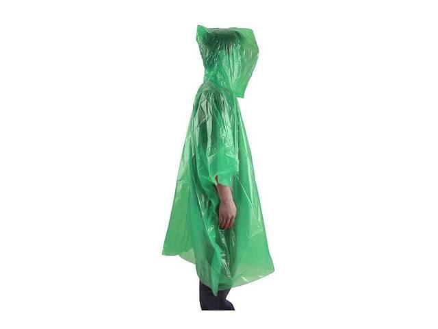 продам Пончо AceCamp Emergency Rain Poncho Green (1012-3907-GR) бу в Киеве
