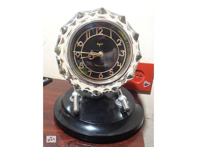бу Продам камінний годинник& quot; Маяк& quot ;. в Нікополі