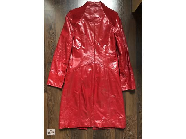 Продам кожаный плащ- объявление о продаже  в Харькове