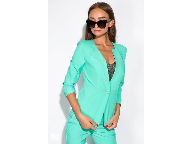 купить бу Пиджак женский приталенный 150P020 в Одессе