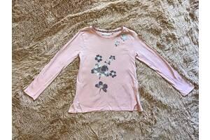 розовая х/б блузка на девочку Cool Club
