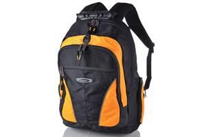 Рюкзак для ноутбука Onepolar Мужской рюкзак с отделением для ноутбука ONEPOLAR  W1077-yellow