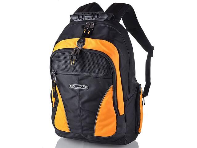 Рюкзак для ноутбука Onepolar Мужской рюкзак с отделением для ноутбука ONEPOLAR  W1077-yellow- объявление о продаже  в Одессе