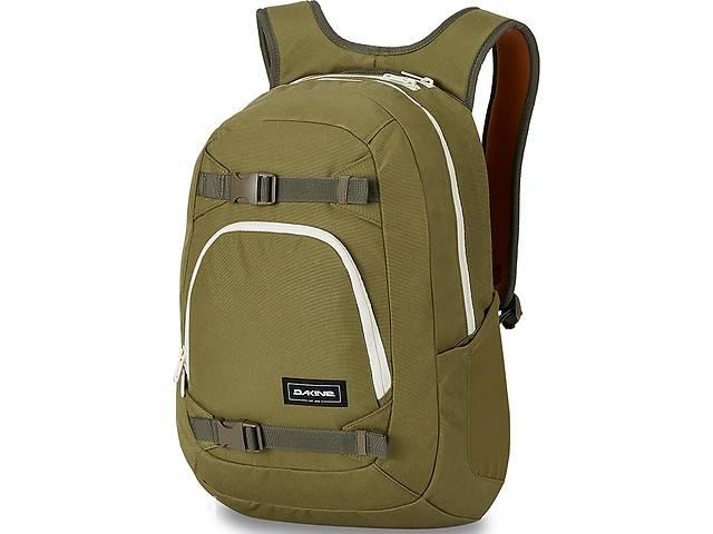 купить бу Рюкзак с отделением для ноутбука Dakine Explorer, 26 л оливковый в Киеве