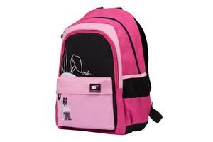 Рюкзак шкільний підлітковий YES BEyouTIFUL 46 х 31 х 19 см Рожевий (555491)