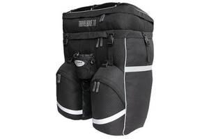 Рюкзак Terra Incognita Travelbike 70 black (4823081501374)