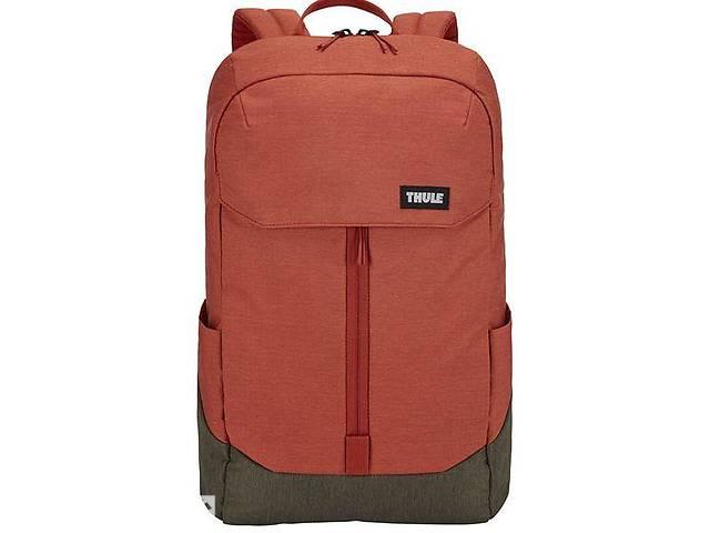 бу Рюкзак Thule Lithos Backpack 20L, красный в Киеве