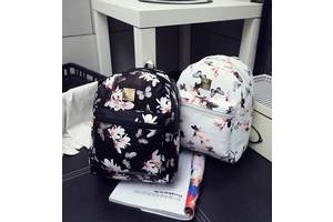 Рюкзак женский маленький экокожа