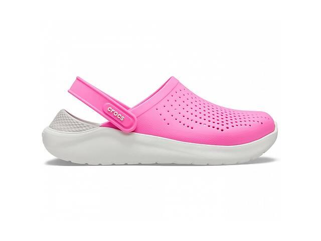 купить бу Сабо Crocs  LiteRide Clog  / Electric Pink(  Розовый  )  M6W8   38 в Киеве