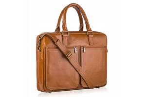 Шкіряна сумка-портфель BETLEWSKI