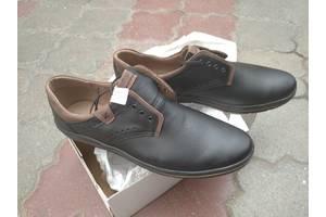 Кожаная мужская обувь 46,47