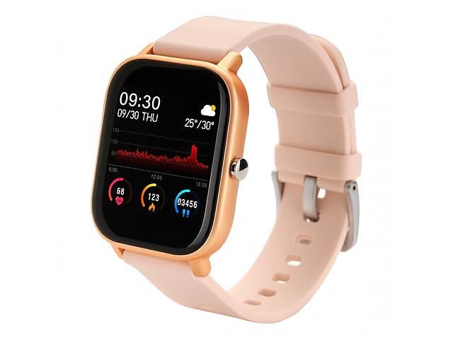 бу Смарт-часы Globex Smart Watch Me (Gold Rose) в Киеве