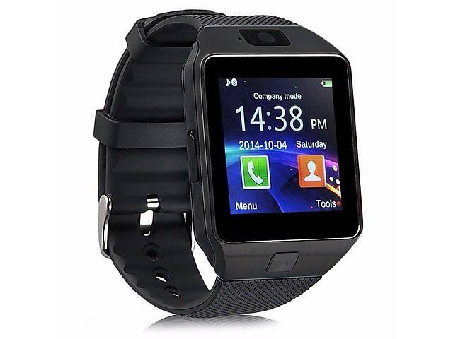 Смарт-часы Smart Watch DZ09 Black (gr006364)- объявление о продаже  в Киеве