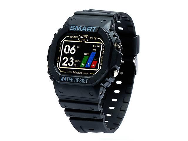 бу Смарт-часы Smart Watch Kumi U2 Black в Киеве