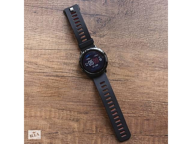 Смарт часы xiaomi amazfit pace sport smart watch black смарт часы xiaomi huami A1612 умный часы сяомі