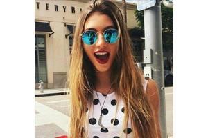 Солнцезащитные очки + брендовый футляр в подарок