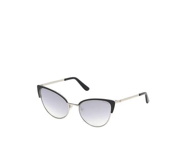 Солнцезащитные очки Guess Очки женские солнцезащитные с градуированными зеркальными линзами GUESS  PGU7598-05C54